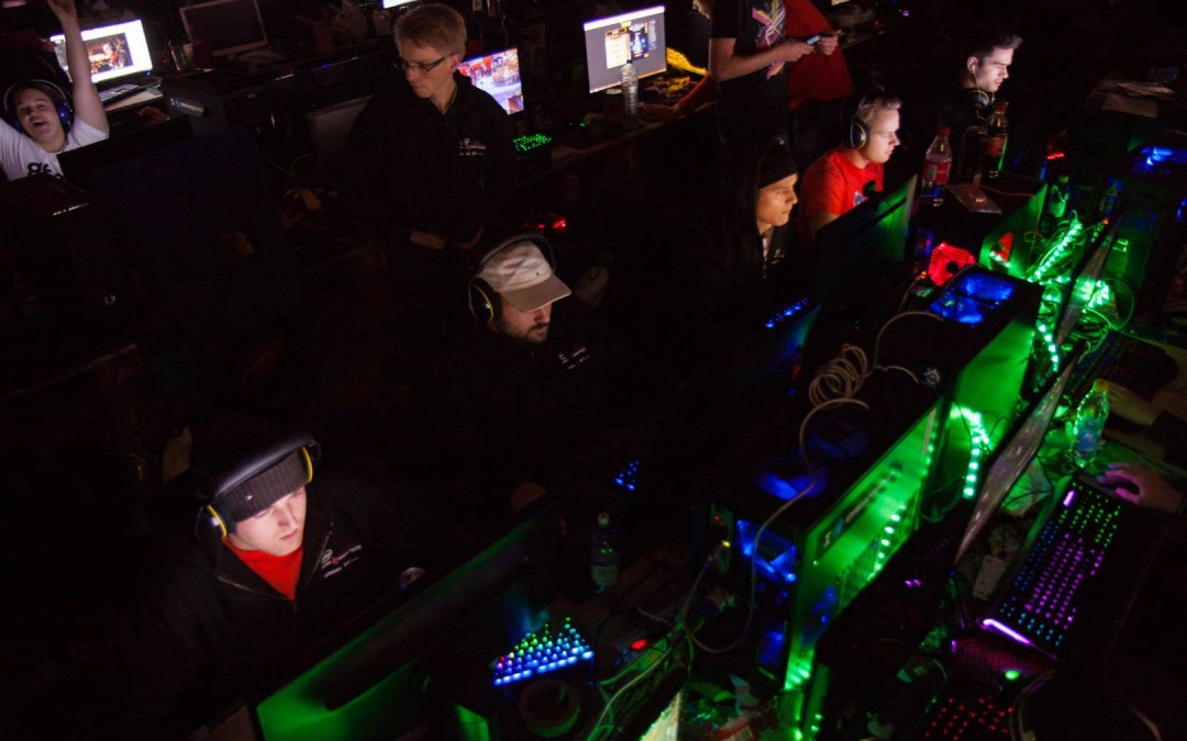Nodachi gaming wins BYOC Dreamhack Winter 2014