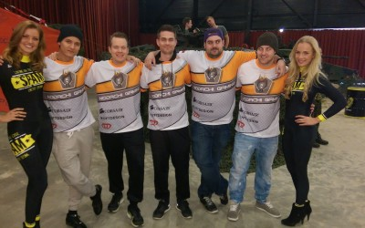 2nd place for Nodachi Gaming at ECG-BEURS